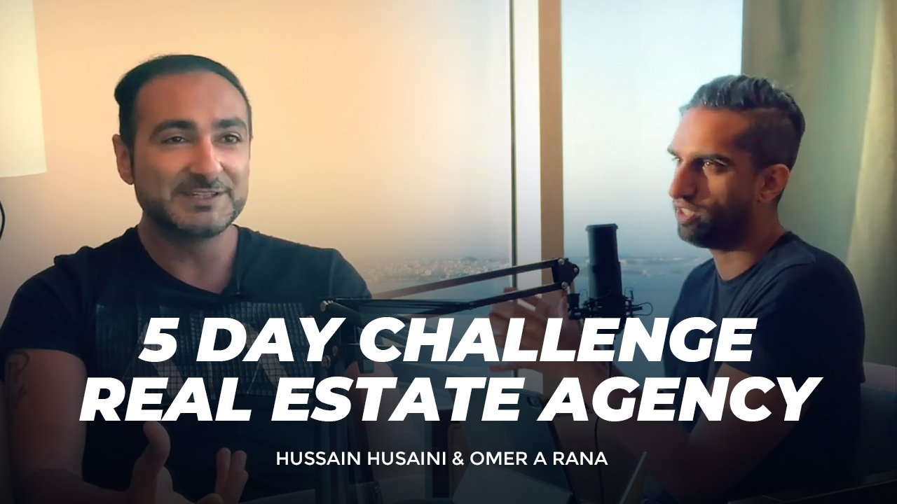 5 Day Business Challenge – Grow Your Real Estate Agency in Bahrain