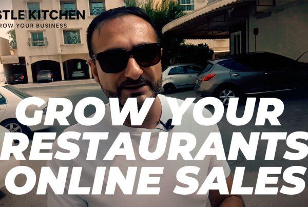 Grow your restaurant sales