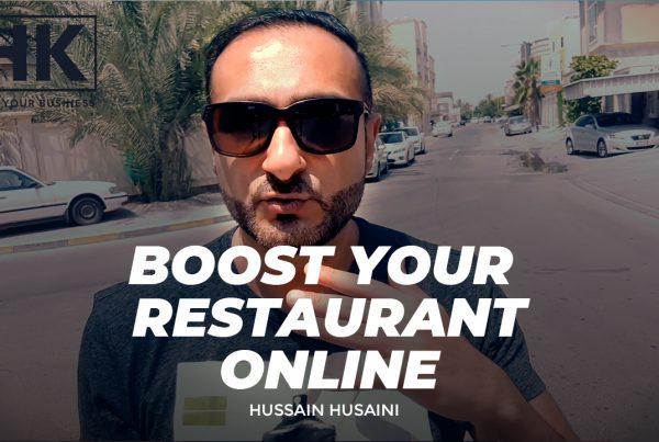 Restaurant Marketing Bahrain