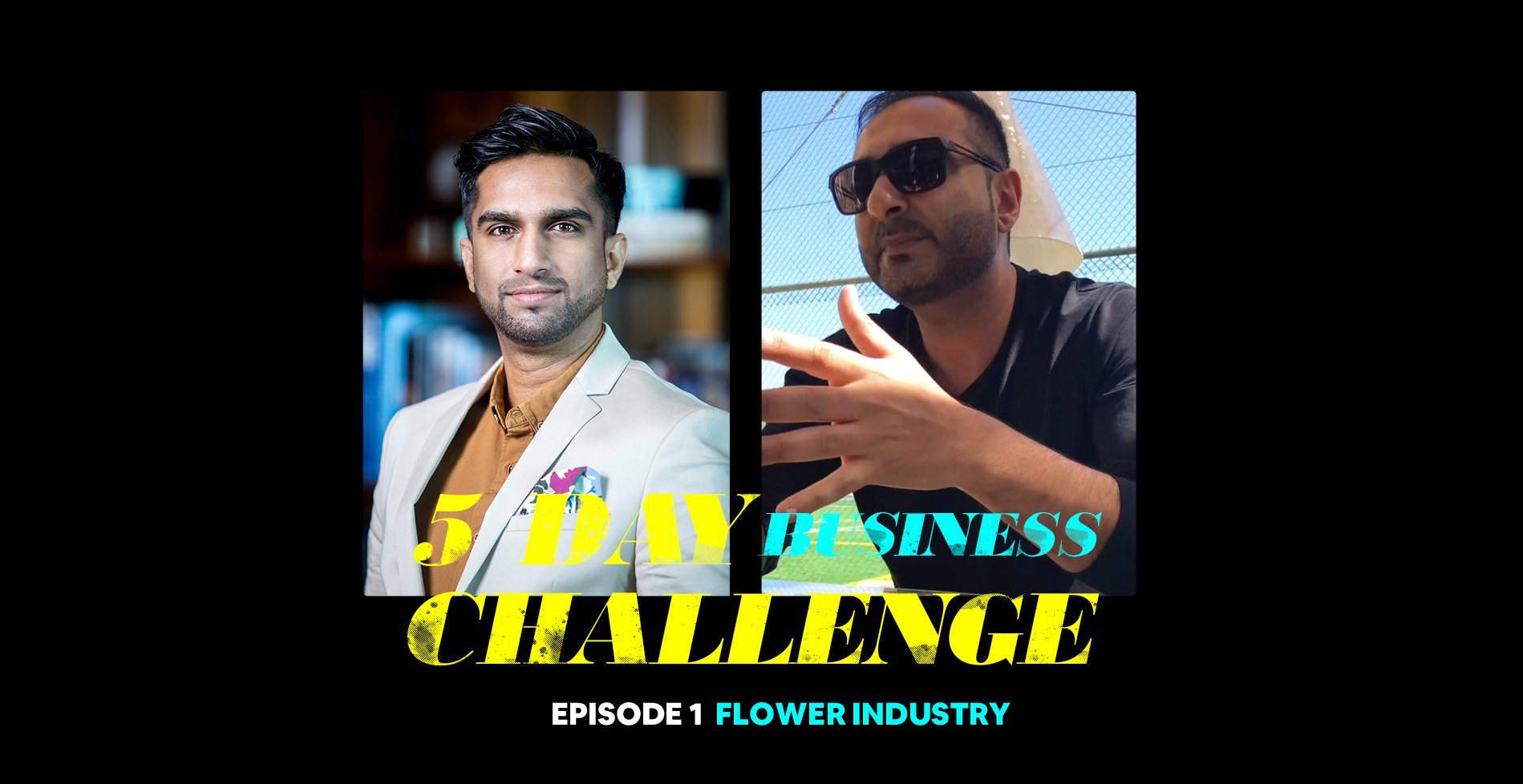 5 Day Business Challenge – Taking on the flower industry in Bahrain
