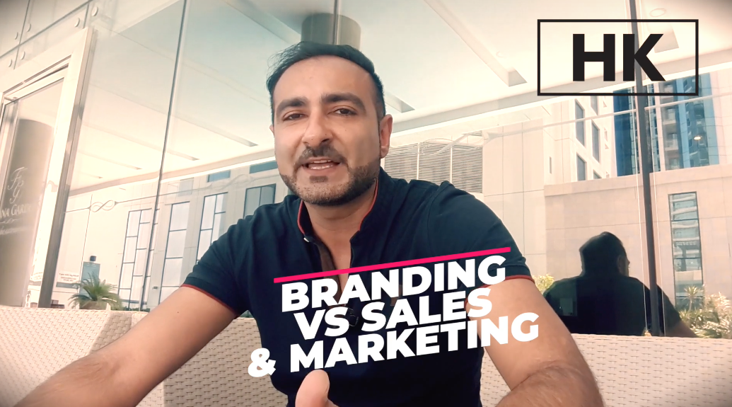 Cut your branding and increase your sales & marketing