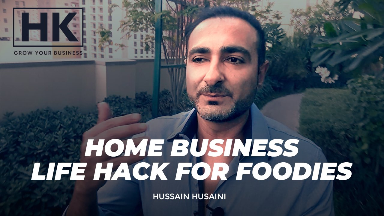 Quick hack to grow your food based home business