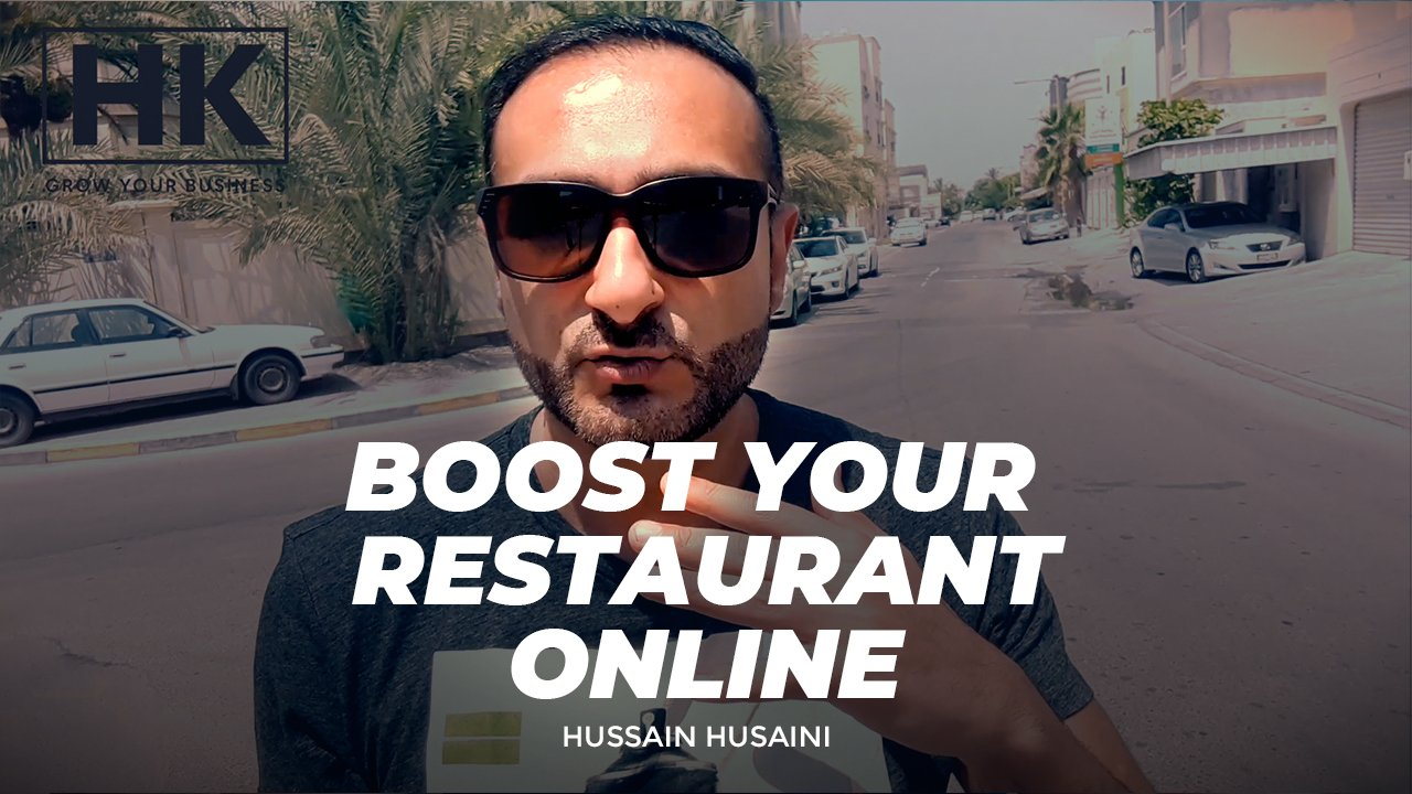 Get more customers for your restaurant Immediately
