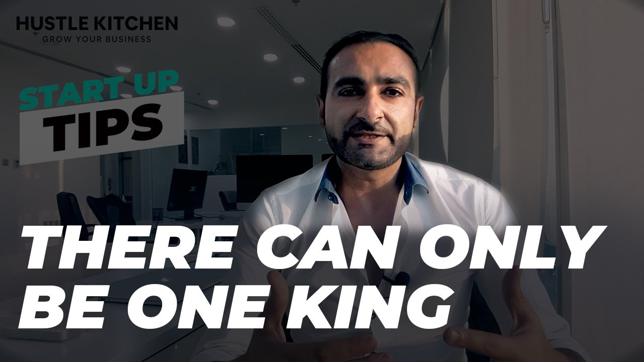 Warning to Startups in Bahrain: There can only be ONE King – Startup Bahrain Tips