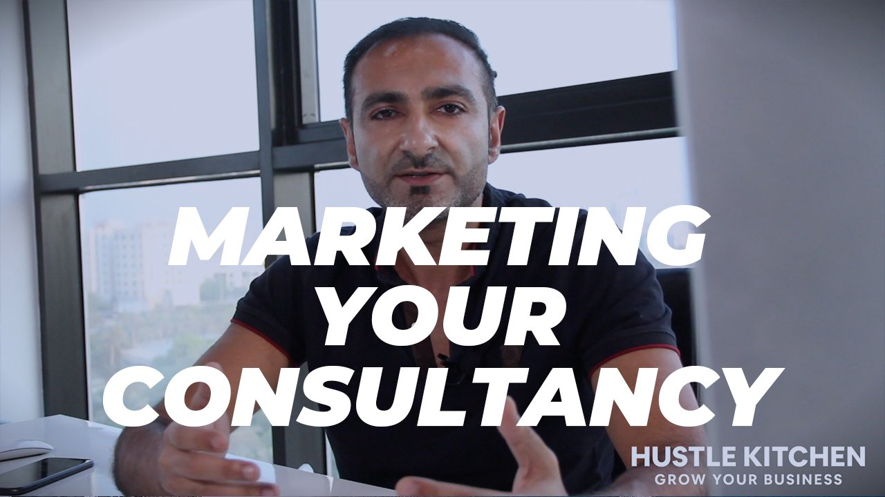 How to market your consultancy business and get new leads